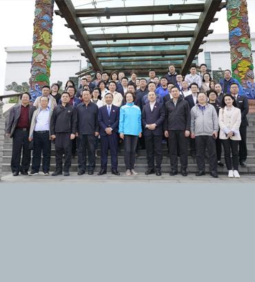 青岛市旅游协会组织工业文旅融合项目 考察交流